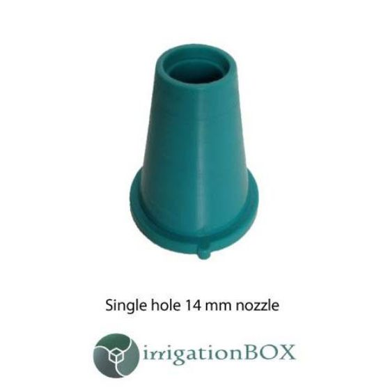 Picture of Single Hole Plastic - Turbine Driven Sprinkler Nozzles