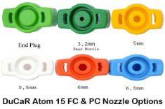 图片 DuCaR Atom 15 FC and PC Nozzles