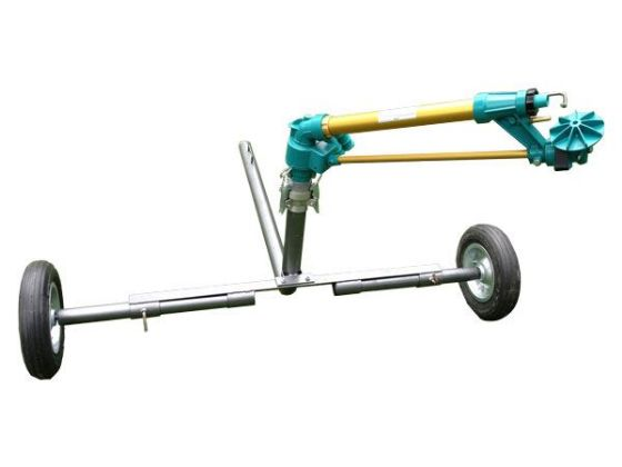 Picture of DuCaR JET 50 with 2 inch Wheeled Cart
