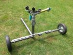 Picture of DuCaR Atom 42 Metal with 2 inch Wheeled Cart