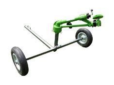 Picture of DuCaR Green 70 with 1.5 inch wheeled cart