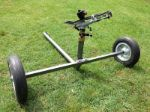 Agricultural Irrigation Sprinkler Cart Atom 28