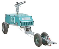 DuCaR IrriCruiser MIDI Most Efficient Small Travelling Irrigator