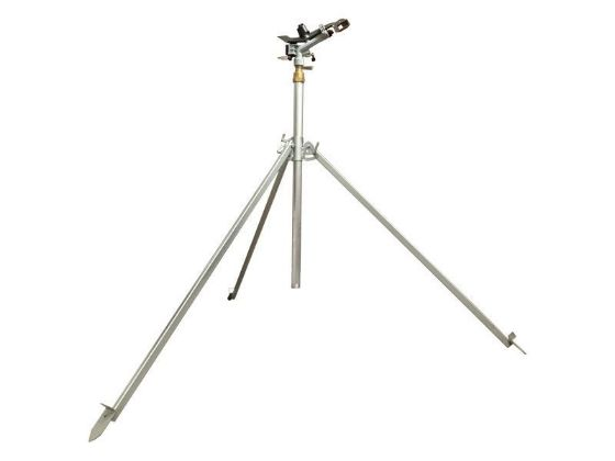 Portable Atom 22 Sprinkler with 1 inch aluminium tripod stand
