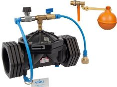 Armas float level plastic control valve