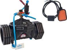 Electric Float Level Plastic Control Valve