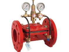 Pressure Reducing and Sustaining Control Valve 600 series