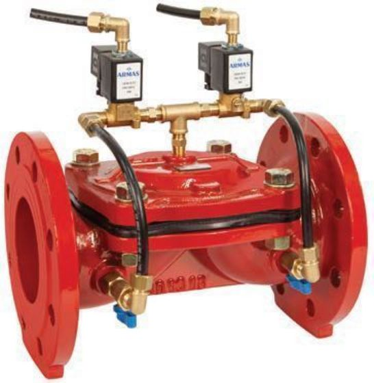 PLC Controlled Valve 600 series