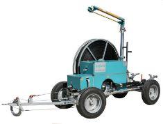 DuCaR IrriCruiser Comfort Soft Hose Irrigator