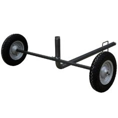 DuCaR 1.5 inch Wheeled Sprinkler Cart Easy Movement