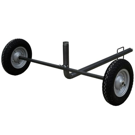 DuCaR 1.5 inch Wheeled Sprinkler Cart Easy Movement