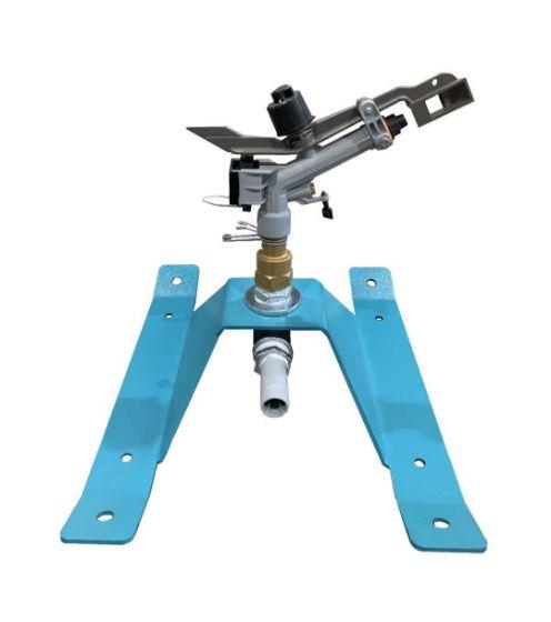 """DuCaR Atom 22 Sprinkler with 1"""" Skid Base"""
