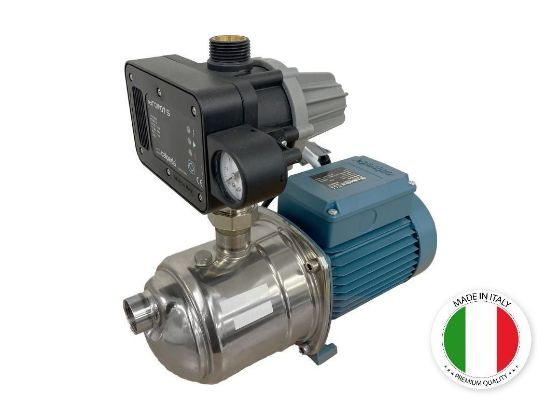 Calpeda Multistage Pressure Pumps with electronic pressure control