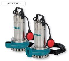 Calpeda GQRM Submersible Drainage & Sewage Pump