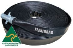Crusader Felxidrag premium quality heavy duty layflat hose