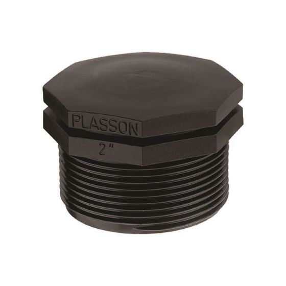 Plasson 5170 Threaded Plug