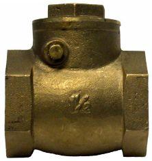 Brass-swing-check-valve